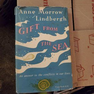 Anne Morrow Lindbergh Gift From the Sea 1955 37th